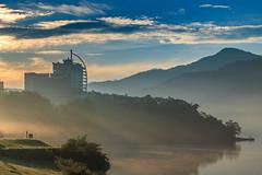 IMG_0452_Shuishalian (Mark thanks for 2,000,000+ views) Tags: 台灣 南投 日月潭 sunmoonlake 日出 湖