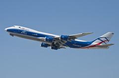 CargoLogicAir 747-83QF (G-CLAB) LAX Takeoff 4 (hsckcwong) Tags: cargologicair 74783qf 7478f 747800freighter gclab lax klax