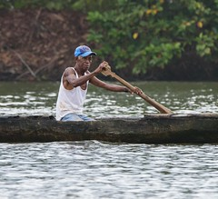 Toruguero Canoe (Michael Burke Images) Tags: canoe tortuguero spring costarica
