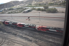FERROMEX (SneakinDeacon) Tags: ferromex train railroad locomotive oldmexico sunsetlimited amtrak westtexas landscape