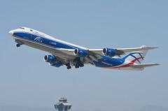 CargoLogicAir 747-83QF (G-CLAB) LAX Takeoff 1 (hsckcwong) Tags: cargologicair 74783qf 7478f 747800freighter gclab lax klax