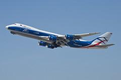 CargoLogicAir 747-83QF (G-CLAB) LAX Takeoff 3 (hsckcwong) Tags: cargologicair 74783qf 7478f 747800freighter gclab lax klax