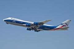 CargoLogicAir 747-83QF (G-CLAB) LAX Takeoff 5 (hsckcwong) Tags: lax klax 7478f gclab 747800freighter 74783qf cargologicair