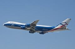 CargoLogicAir 747-83QF (G-CLAB) LAX Takeoff 6 (hsckcwong) Tags: cargologicair 74783qf 7478f 747800freighter gclab lax klax