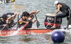 D5X_0925 (footeefok) Tags: singapore dragonboat marinabay watersports sports peoples water boats drums dbs dbsmarinaregatta dragonboatrace race