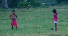 He Said, She Said (Michael Burke Images) Tags: soccer tortuguero spring costarica