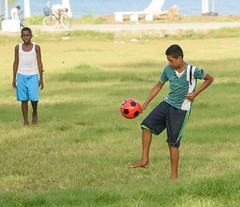 Juggling Skills (Michael Burke Images) Tags: soccer tortuguero spring costarica