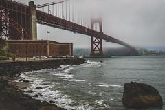 Golden Gate Bridge 2 (mpalmer934) Tags: san francisco bay bridge shore ocean scenery pacific california