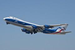 CargoLogicAir 747-83QF (G-CLAB) LAX Takeoff 2 (hsckcwong) Tags: cargologicair 74783qf 7478f 747800freighter gclab lax klax