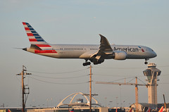American  Airlines 787-900 Dreamliner (N836AA) LAX Approach 3 (hsckcwong) Tags: americanairlines 787900 7879 787 dreamliner n836aa