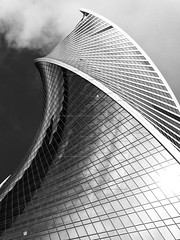 #Moscow #City #Black (NO PHOTOGRAPHER) Tags: hochhaus gebäude cityscape skyline detail construction blackandwhite monochrome architecture architectural urban building outdoor iphoneography iphonephotography exterier russia moscowcity technoart sky clouds moscowphotography blue panorama panoramatic light shade dark shadow city geometric lookingup window skycraper iphone 7s skycrapers aboutlove analogy freestyle fineart blackandwhitephoto monochromephotography москвасити hochhauspanorama 8 москва россия архитектура строительство река мост 6s photography mobile mobilephotography square