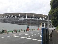 新国立競技場 New National Stadium (Kanesue) Tags: 新国立競技場 オリンピック 2020東京オリンピック newnationalstadium olympic 東京オリンピック 2020olympic 2020tokyoolympic 2020 東京 tokyo