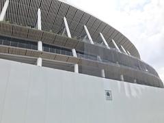 新国立競技場 New National Stadium (Kanesue) Tags: 2020東京オリンピック olympic オリンピック newnationalstadium 新国立競技場 東京 tokyo 2020olympic 東京オリンピック 2020tokyoolympic 2020