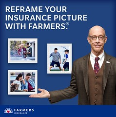 Reframe Your Insurance Picture with Farmers (Qiu Insurance Agency) Tags: farmers insurance agent home auto life condo business umbrella maryland ellicott kevin qiu mortgage rental rv motorcycle homes boat trailer garage roof 4437063399 马里兰 保险 人寿保险 房屋保险 汽车保险 商业保险 保险经纪 1928 coverage protection family annapolis city columbia md