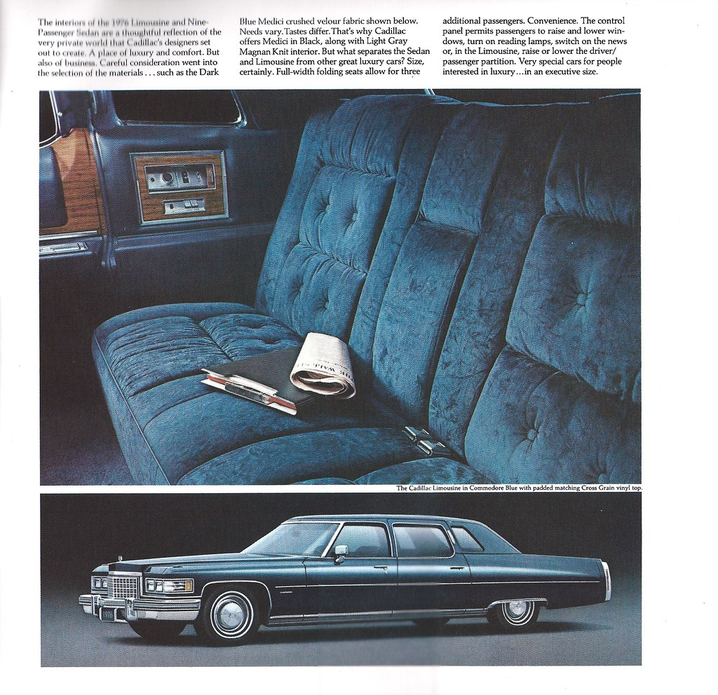 The World's newest photos of brochure and cadillac - Flickr Hive Mind