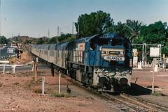 Mt Isa (andrewsurgenor) Tags: trains railroad railway rail railfan railways queenslandrailways clyde emd diesel locomotive queensland australia