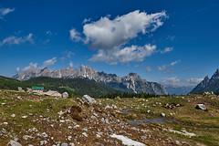 Casera Razzo (paolo-p) Tags: montagna mountain nuvole clouds caserarazzo vigodicadore