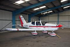 G-CIFC SOCATA TB20 Trinidad Sturgate  EGCS Fly In 02-06-19 (PlanecrazyUK) Tags: gcifc socatatb20trinidad sturgate flyin 020619 egcs