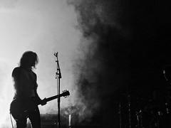 Rock on Stage (Le.Patou) Tags: noiretblanc stage music rockmusic montalivet musicinbw smileonsaturday challenge iphone