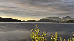 . if you can't be in awe of mother nature, there's something wrong with you (. ruinenstaat) Tags: tumraneedi ruinenstaat platzderaltensteine nature norwegen norway north upnorth landscape landschaft sea lake see sjö jaure järvi