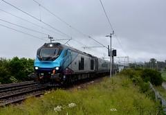 68031 on the TP test run (lewispix) Tags: class68 68031 felix diesel railway