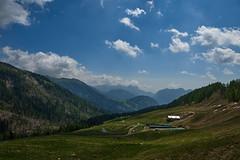 Casera Mediana (paolo-p) Tags: montagna mountain nuvole clouds caseramediana sauris caserarazzo vigodicadore