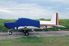 G-BGCM AA-5A Cheetah EGCS Fly In 02-06-19 (PlanecrazyUK) Tags: gbgcm aa5acheetah flyin 020619 egcs