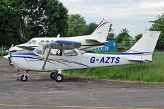 G-AZTS Cessna F.172L Eastern Air Executive Ltd Sturgate  EGCS Fly In 02-06-19 (PlanecrazyUK) Tags: gazts cessnaf172l easternairexecutiveltd sturgate flyin 020619 egcs
