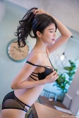 DSC_9272 (Robin Huang 35) Tags: 中山區 臺北市 中華民國 林珈伊 femi 01 辦公室 內衣 underwear 旅拍 人像 portrait lady girl nikon d850 fujifilm xt2
