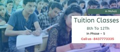 tuition Classes in phase - 5 Mohali (besttraininginstitute) Tags: tuition classes phase 5 mohali