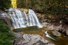 Mummelfall (Gr@vity) Tags: mummelfall tschechien riesengebirge waterfall czech canon eosr rf24105