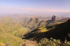 Ethiopian canyon (groetenaanjohn) Tags: amhara ethiopië nature canyons view