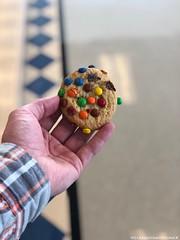M&M Cookie (CIAphotos) Tags: mm mmcookie cookie aberdeenhighschool weatherwax weatherwaxhighschool