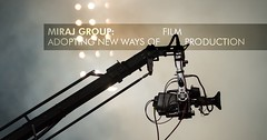 How technology has affected the scenario of film production (Miraj Group) Tags: mirajmiracle filmproductionhouses musicproductionhouse visualeffects videocontent latestfilmtrends musicvideos shortfilms webseries innovationschangingfilmindustry technologyinthefilmindustry