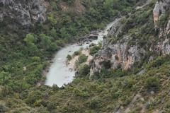 Congosto del Ésera, Olvena (esta_ahi) Tags: huesca olvena somontano somontanodebarbastro aragón spain españa испания congosto ésera río