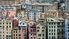 Skyline (Rob Oo) Tags: ccby40 genoa genova genua italia italië italy ro016b skyline urban