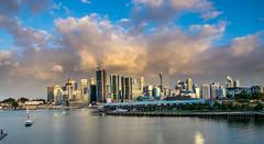 Cityscape (Tony Shertila) Tags: nikon5300 australasia australia cruise deck ociania outdoor ship sydney tourist worldcruise 201902241920000 cirtyscape buildings architecture