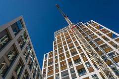 Nieuw-Zuid_11 (jefvandenhoute) Tags: belgium belgië antwerp antwerpen nieuwzuid urban construction