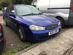 Ford Mondeo Mk2 ST200 (VAGDave) Tags: ford mondeo mk2 st200 2000