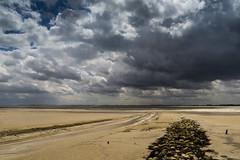 Waarde (Omroep Zeeland) Tags: westerschelde waarde slik wolken wolkenlucht vaargeul getijdenhaventje strekdam