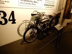 1914 Coventry Challenge 2hp (andrewgooch66) Tags: classic vintage veteran heritage preserved motorcycle motorcycles prewar ww2 postwar specials racers police