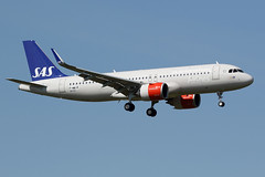 SAS  Scandinavian  Airlines / Airbus   A 320 NEO   F-WWIR   msn 9032 / LFBO - TLS / juin 2019 (gimbellet) Tags: canon nikon spotting spotter boeing blagnac lfbo planes transport transportation toulouse tls toulouseblagnac airbus a380 airplanes a330 a340 aircraft a320 avions aeroport aviation a350 airport aeronautique atr airplane aeroplane a320neo