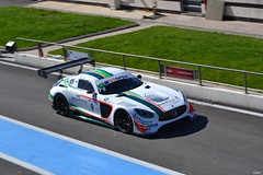 MERCEDES AMG GT3 - 2015 (SASSAchris) Tags: mercedes amg gt3 internationalgtopen voiture allemande endurance castellet circuit ricard htttcircuitpaulricard httt htttcircuitducastellet