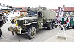 P1010652 (smith.rodney74) Tags: picnic harlemhooker hovis tmp8 inuniform opentop military