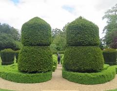 Topiary (msganching) Tags: topiary bridgeendgardens hedges garden formal saffronwalden essex walk swcwalk130 swc tocw