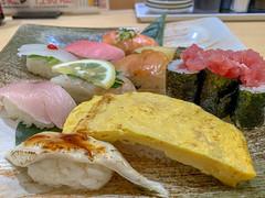 sushi  寿司 (Hideki-I) Tags: iphone kobe japan sushi bokeh food seafood
