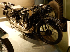 1926 AJS G8 (andrewgooch66) Tags: classic vintage veteran heritage preserved motorcycle motorcycles prewar ww2 postwar specials racers police