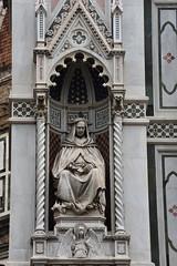 Figur (grasso.gino) Tags: italien italy italia toskana toscana tuscany florenz firenze nikon d7200 kathedrale dom duomo cathedral figur figure detail