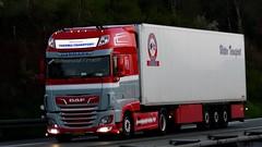 DK - Wetter Transport DAF XF 106 SSC (BonsaiTruck) Tags: wetter daf lkw lastwagen lastzug truck trucks lorry lorries camion caminhoes