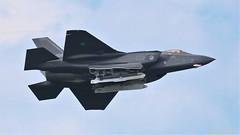 RNLAF F-008 'Doors open' (Ronald Air) Tags: rnlaf dutch f35 lighting fighter jet volkel luchtmachtdagen